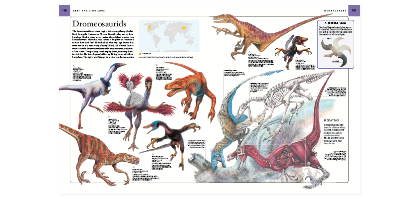 Children's Encyclopaedia of Dinosaurs